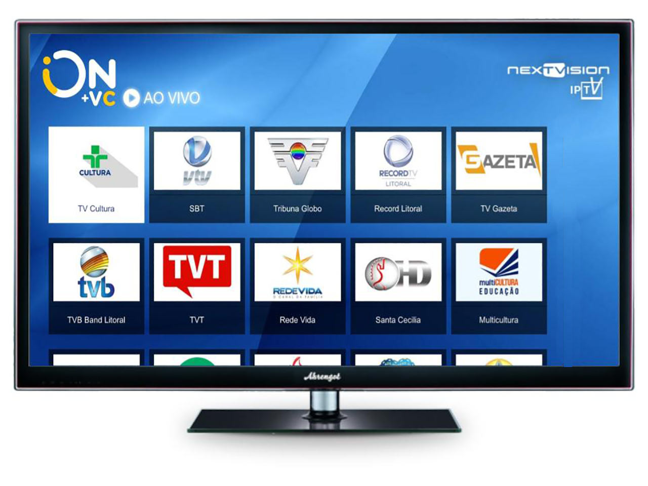 ip tv nextivision
