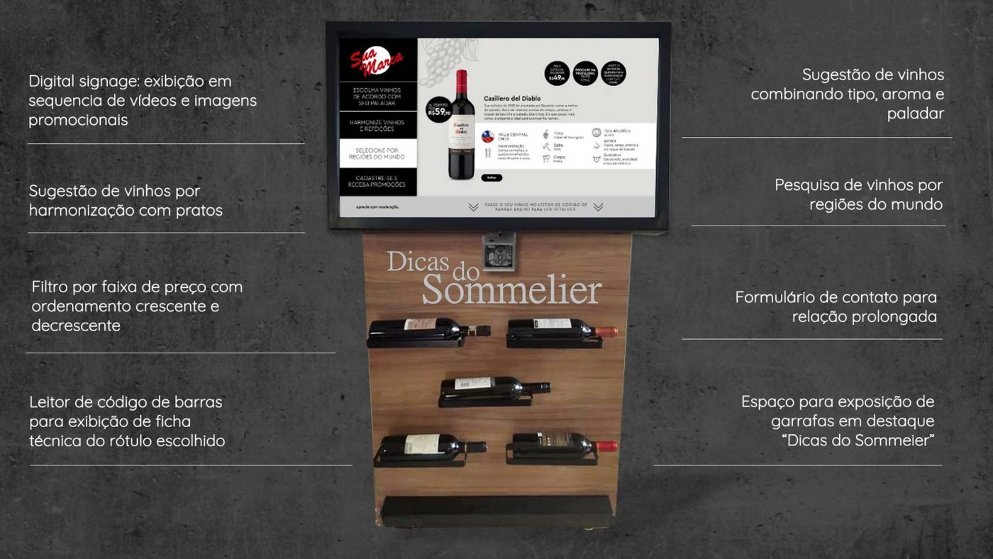 personal sommelier geral